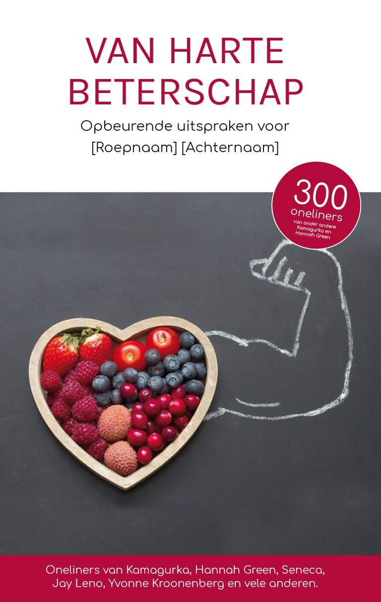 Citaten Ziekte : Van harte beterschap cadeau bij ziekte tip allespersoonlijk.nl